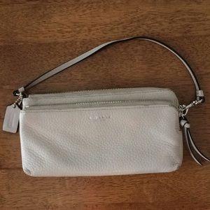 "Handbags - For bundling only Coach wristlet 7 1/2"" x 4"""